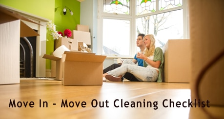 Move in and Move Out Carpet Cleaning